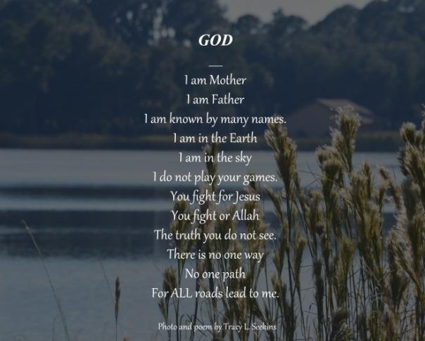 GOD poem
